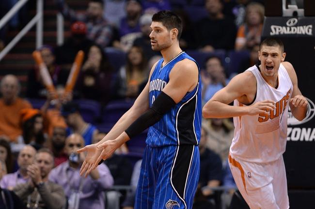 Phoenix Suns at Orlando Magic - 3/4/16 NBA Pick, Odds, and Prediction