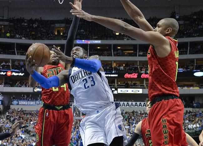 Hawks vs. Mavericks - 2/1/16 NBA Pick, Odds, and Prediction