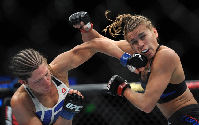 Felice Herrig vs. Kailin Curran UFC on Fox 20 Pick, Preview, Odds, Prediction - 7/23/16