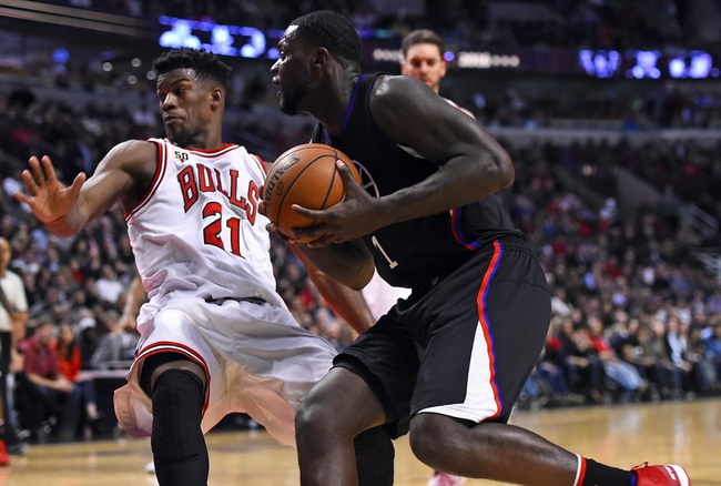 Los Angeles Clippers vs. Chicago Bulls - 1/31/16 NBA Pick, Odds, and Prediction