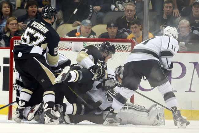 Los Angeles Kings vs. Pittsburgh Penguins - 11/3/16 NHL Pick, Odds, and Prediction