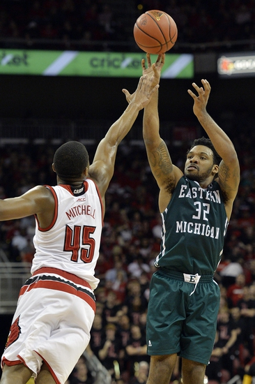 Eastern Michigan Eagles vs. Bowling Green Falcons - 1/16/16 College Basketball Pick, Odds, and Prediction