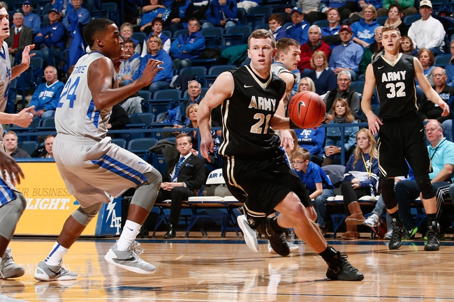 Army vs. American - 1/17/16 College Basketball Pick, Odds, and Prediction