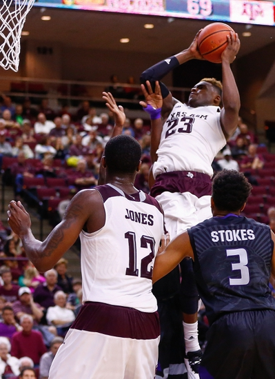 Texas A&M Aggies vs. Cal Poly Mustangs - 12/29/15 College Basketball Pick, Odds, and Prediction