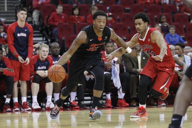Pacific Tigers vs. Gonzaga Bulldogs - 1/23/16 College Basketball Pick, Odds, and Prediction