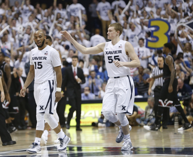 Xavier Musketeers vs. Auburn Tigers - 12/19/15 College Basketball Pick, Odds, and Prediction