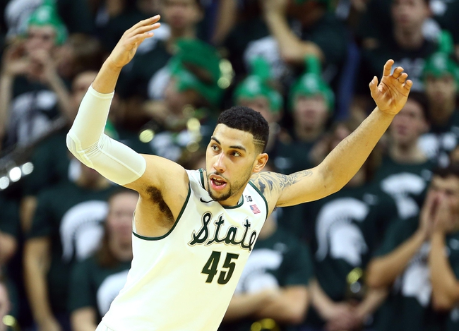 Penn State vs. Michigan State - 1/10/16 College Basketball Pick, Odds, and Prediction