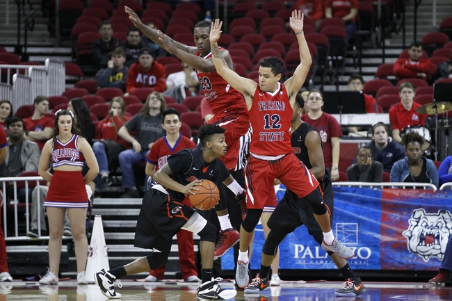 Fresno State vs. Evansville - 12/20/15 College Basketball Pick, Odds, and Prediction