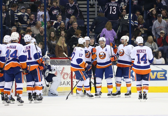 New York Islanders vs. Columbus Blue Jackets - 1/12/16 NHL Pick, Odds, and Prediction