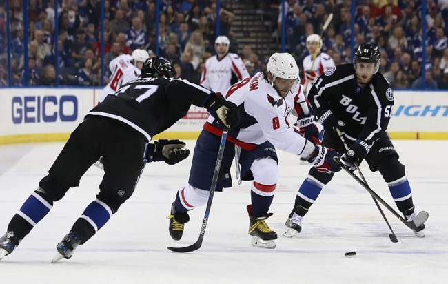 Washington Capitals vs. Tampa Bay Lightning - 12/18/15 NHL Pick, Odds, and Prediction