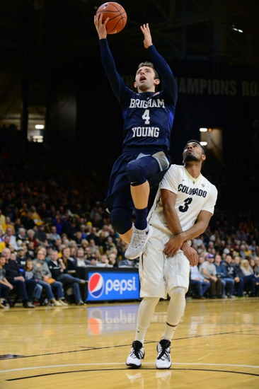 BYU Cougars vs. Central Michigan Chippewas - 12/18/15 College Basketball Pick, Odds, and Prediction