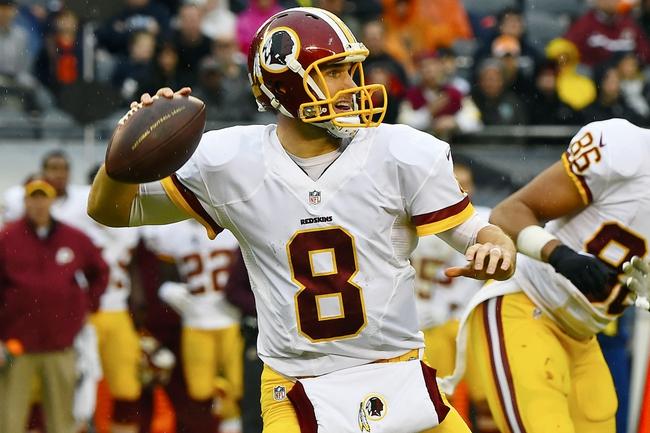 Bills at Redskins - 12/20/15 NFL Pick, Odds, and Prediction