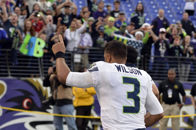 Seahawks vs. Browns - 12/20/15 NFL Pick, Odds, and Prediction