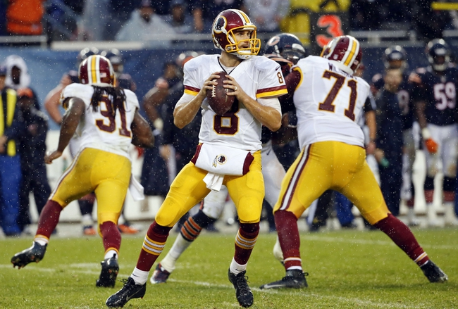 Washington Redskins vs. Buffalo Bills - 12/20/15 NFL Pick, Odds, and Prediction