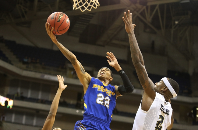 SIU Edwardsville Cougars vs. Morehead State Eagles - 1/14/16 College Basketball Pick, Odds, and Prediction
