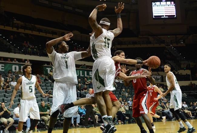 South Florida vs. UAB - 12/19/15 College Basketball Pick, Odds, and Prediction