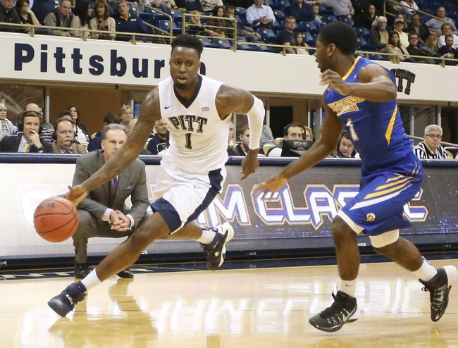Pittsburgh Panthers vs. Morehead State Eagles - 11/25/16 College Basketball Pick, Odds, and Prediction
