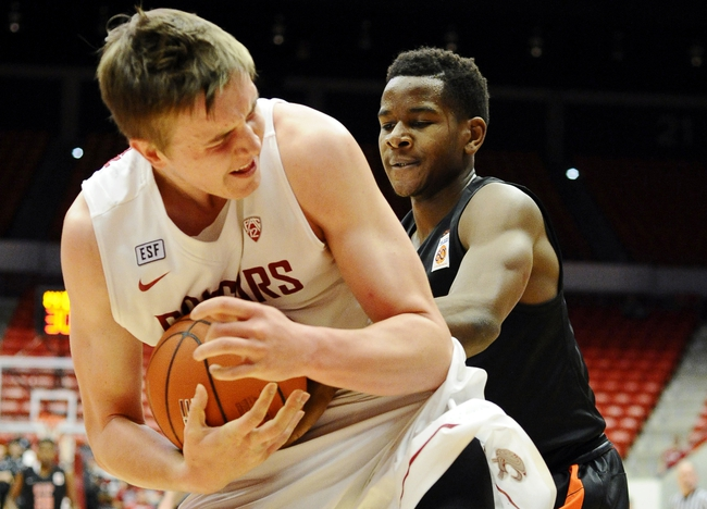 New Mexico vs. Washington State - 12/25/15 College Basketball Pick, Odds, and Prediction