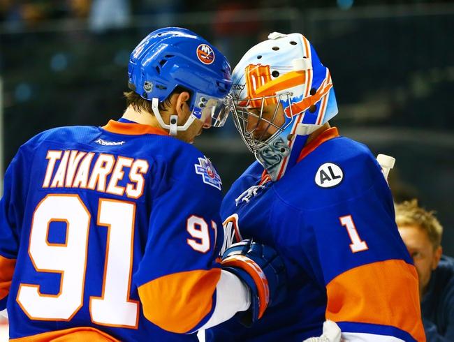 New Jersey Devils vs. New York Islanders - 2/19/16 NHL Pick, Odds, and Prediction
