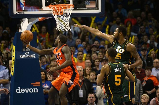 Thunder vs. Jazz - 3/24/16 NBA Pick, Odds, and Prediction