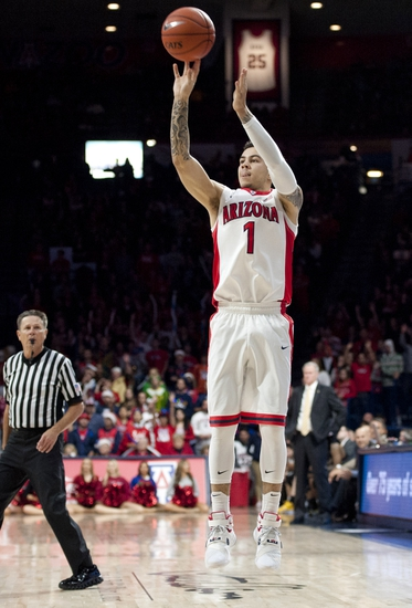 Arizona Wildcats vs. UNLV Rebels - 12/19/15 College Basketball Pick, Odds, and Prediction