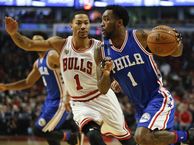 Bulls at 76ers - 1/14/16 NBA Pick, Odds, and Prediction