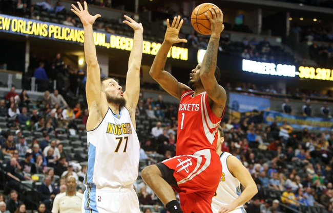 Denver Nuggets vs. Houston Rockets - 12/2/16 NBA Pick, Odds, and Prediction