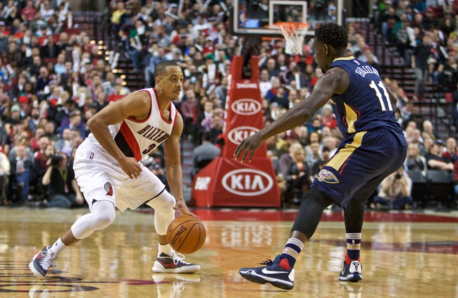 New Orleans Pelicans vs. Portland Trail Blazers - 12/23/15 NBA Pick, Odds, and Prediction