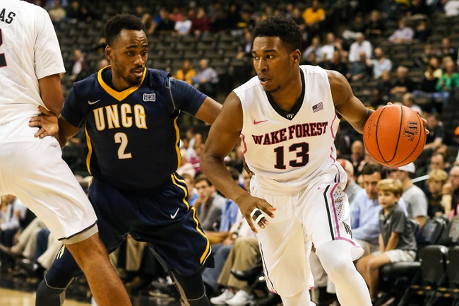 Wake Forest Demon Deacons vs. Xavier Musketeers - 12/22/15 College Basketball Pick, Odds, and Prediction