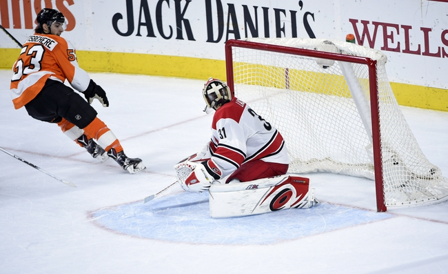 Hurricanes vs. Flyers - 2/23/16 NHL Pick, Odds, and Prediction
