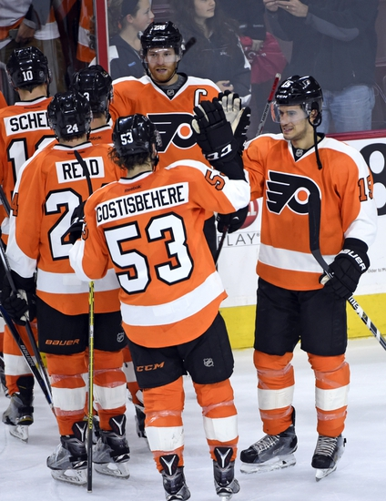 Carolina Hurricanes vs. Philadelphia Flyers - 10/30/16 NHL Pick, Odds, and Prediction