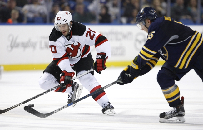 Buffalo Sabres vs. New Jersey Devils - 11/11/16 NHL Pick, Odds, and Prediction