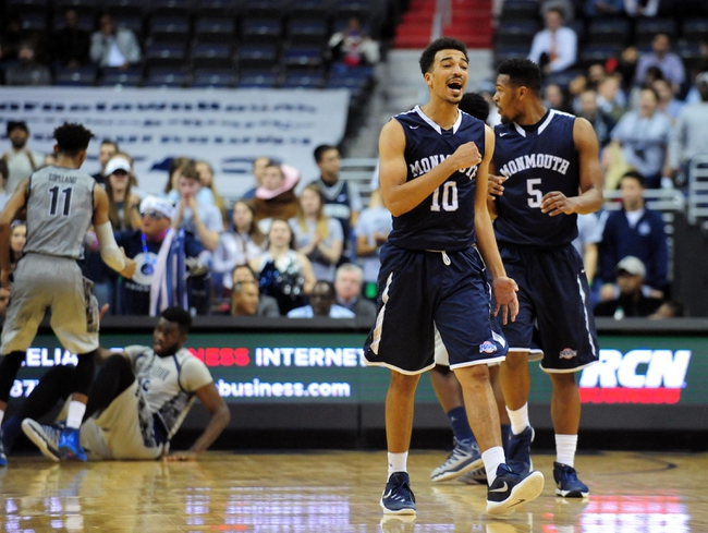 Quinnipiac Bobcats vs. Monmouth Hawks - 1/28/16 College Basketball Pick, Odds, and Prediction