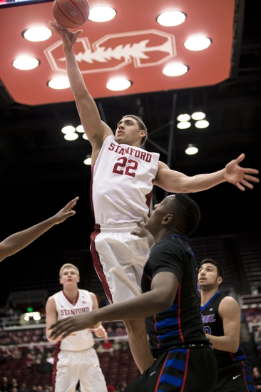 Stanford Cardinal vs. Weber State Wildcats - 11/17/16 College Basketball Pick, Odds, and Prediction