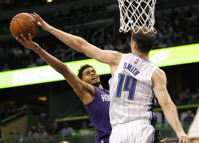 Magic vs. Hornets - 1/22/16 NBA Pick, Odds, and Prediction