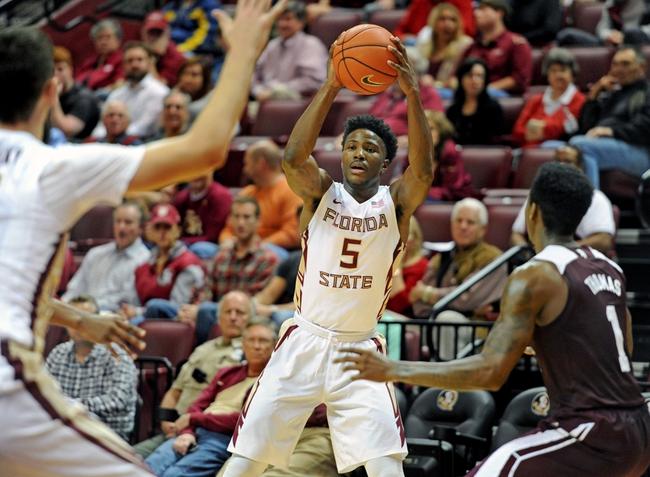 Florida vs. Florida State - 12/29/15 College Basketball Pick, Odds, and Prediction