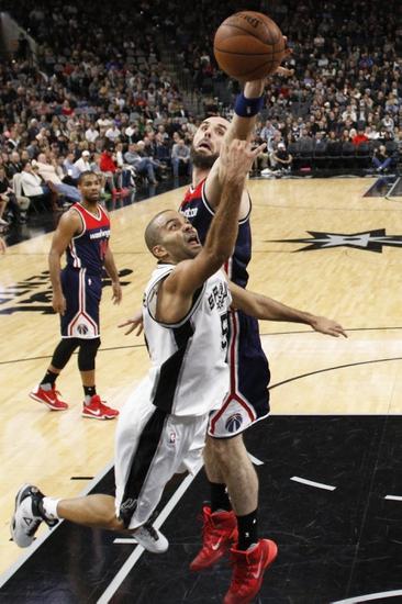 Washington Wizards vs. San Antonio Spurs - 11/26/16 NBA Pick, Odds, and Prediction