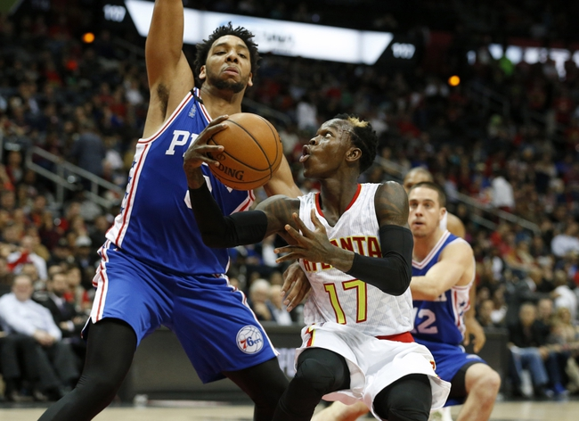 Hawks at 76ers - 1/7/16 NBA Pick, Odds, and Prediction