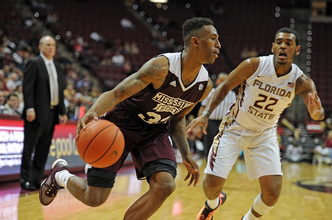 Mississippi State Bulldogs vs. Tulane Green Wave - 12/19/15 College Basketball Pick, Odds, and Prediction