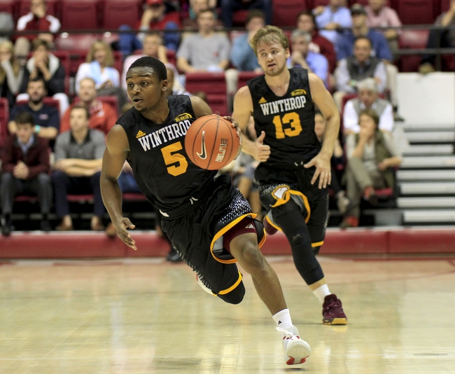 Winthrop Eagles vs. Presbyterian Blue Hose - 3/4/16 College Basketball Pick, Odds, and Prediction