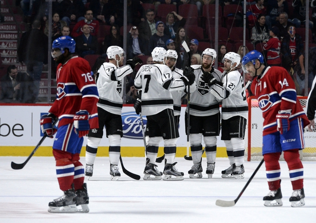 Kings vs. Canadiens - 3/3/16 NHL Pick, Odds, and Prediction