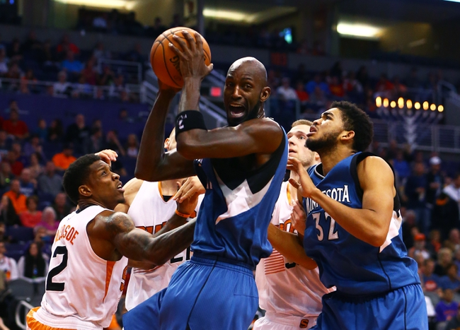 Timberwolves vs. Suns - 1/17/16 NBA Pick, Odds, and Prediction