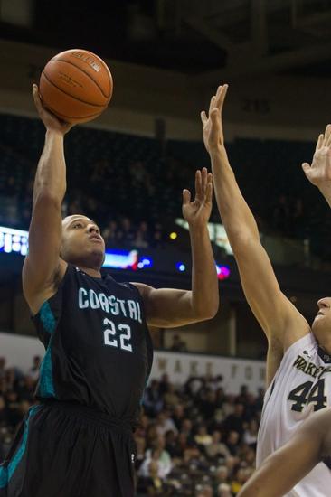 Coastal Carolina Chanticleers vs. Grand Canyon Antelopes - 3/23/16 College Basketball Pick, Odds, and Prediction