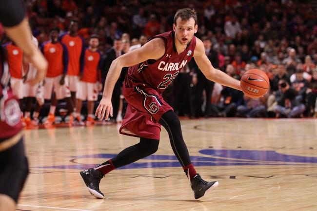 South Carolina vs. St. John's - 12/22/15 College Basketball Pick, Odds, and Prediction
