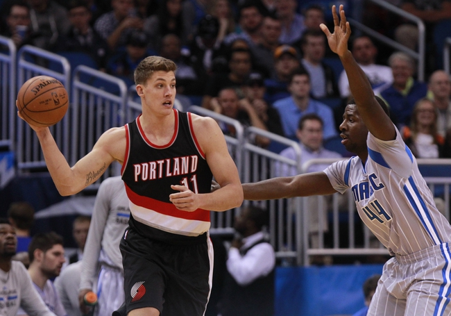 Portland Trail Blazers vs. Orlando Magic - 3/12/16 NBA Pick, Odds, and Prediction