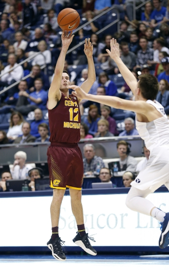 St. Bonaventure Bonnies vs. Central Michigan Chippewas - 11/22/16 College Basketball Pick, Odds, and Prediction
