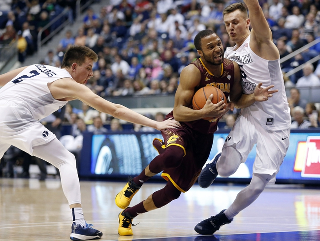 Central Michigan vs. Ohio - 1/23/16 College Basketball Pick, Odds, and Prediction