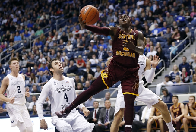 Central Michigan vs. Akron - 1/12/16 College Basketball Pick, Odds, and Prediction