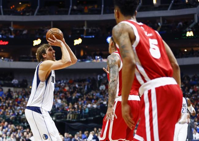Grizzlies vs. Mavericks - 2/6/16 NBA Pick, Odds, and Prediction