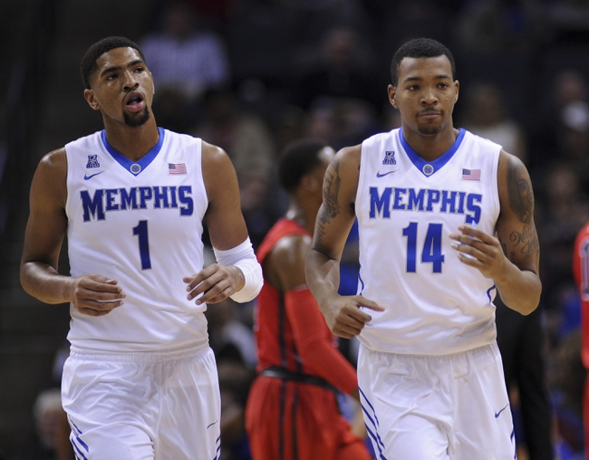 Memphis vs. IUPUI - 12/22/15 College Basketball Pick, Odds, and Prediction